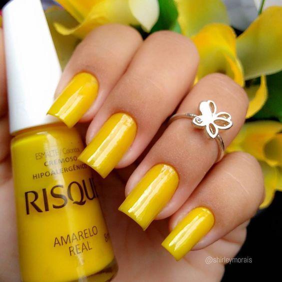 Tipos de amarelos
