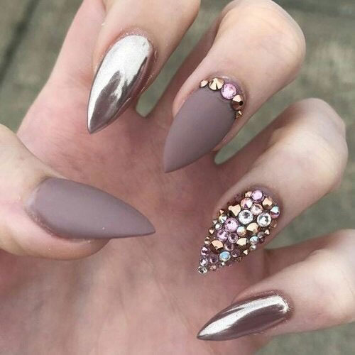 Unhas de Gel Decoradas 2021